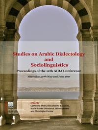 Livre numérique Studies on Arabic Dialectology and Sociolinguistics