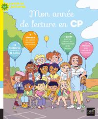 Libro electrónico Mon année de lecture au CP