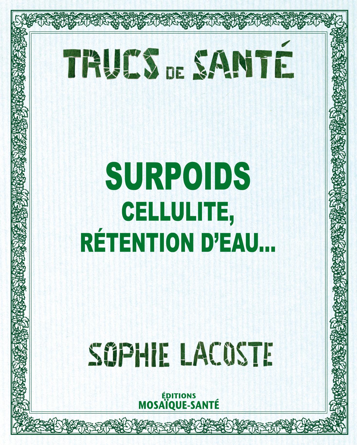 Ebook Surpoids - Cellulite, fringales, rétention d'eau