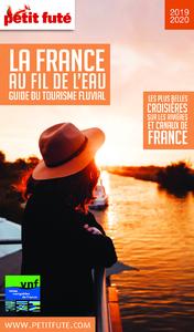Livre numérique LA FRANCE AU FIL DE L'EAU 2019 Petit Futé