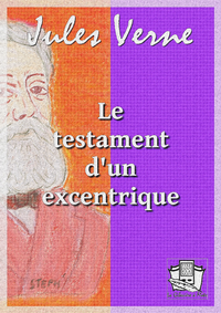 Livre numérique Le testament d'un excentrique