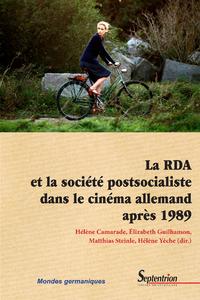 Livre numérique La RDA et la société postsocialiste dans le cinéma allemand après 1989
