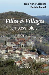 E-Book Villes et Villages en pays lotois