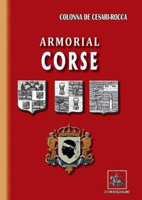 Livre numérique Armorial corse