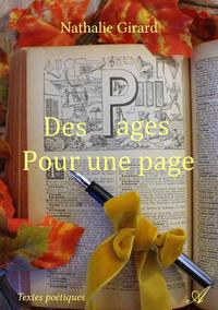 E-Book Des pages pour une page