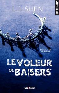 Electronic book Le voleur de baisers -Extrait offert-