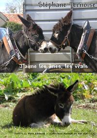 Livro digital J'aime les ânes, les vrais