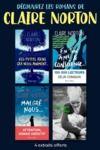 Libro electrónico Extraits gratuits de quatre romans de Claire Norton