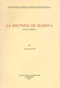 Livre numérique La doctrine de Madhva