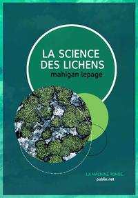 Livre numérique La science des lichens