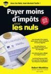 Livre numérique Payer moins d'impôts 2018-2019 pour les Nuls, poche