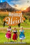 Livre numérique Heimat-Heidi 21 – Heimatroman