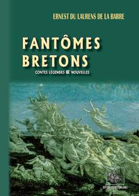 Livre numérique Fantômes bretons (contes, légendes & nouvelles)