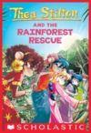 Electronic book The Rainforest Rescue (Thea Stilton #32)