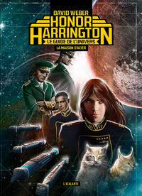 Livre numérique La maison d'acier - Le guide de l'univers d'Honor Harrington