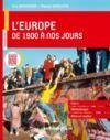 Livre numérique L'Europe de 1900 à nos jours