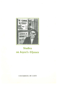Electronic book Studies on Joyce's Ulysses