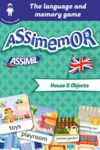 Electronic book Assimemor – My First English Words: House and Objects