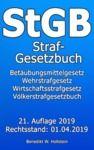 Livre numérique StGB Strafgesetzbuch