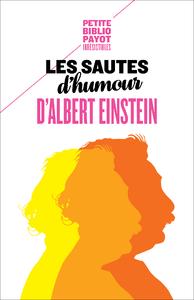Livre numérique Les sautes d'humour d'Albert Einstein