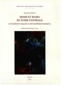 Livre numérique Homs et Hama en Syrie centrale
