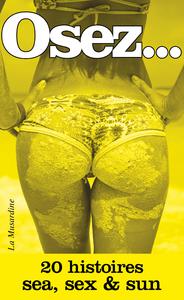 Livre numérique Osez 20 histoires sea, sex and sun