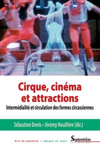 Livre numérique Cirque, cinéma et attractions