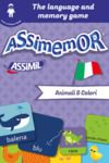 Electronic book Assimemor – My First Italian Words: Animali e Colori
