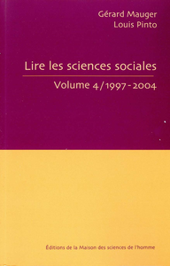 Livre numérique Lire les sciences sociales. Volume 4/ 1997-2004