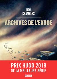 Livre numérique Archives de l'exode