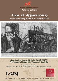 Livre numérique Juge et Apparence(s)