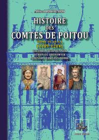 Livre numérique Histoire des Comtes de Poitou (Tome 4 : 1189-1204)