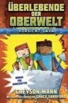 Livre numérique Überlebende der Oberwelt: Vorsicht, Lava