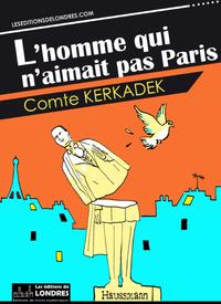 Livre numérique L'homme qui n'aimait pas Paris