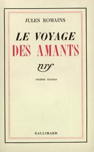 Livre numérique Le Voyage des amants
