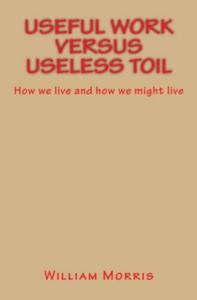 Livre numérique Useful Work versus Useless Toil