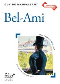 Livre numérique Bel-Ami - BAC 2021