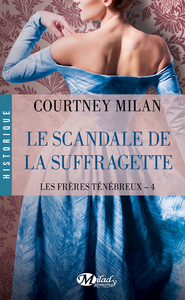 Electronic book Le Scandale de la suffragette