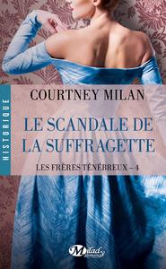 Electronic book Le Scandale de la suffragette