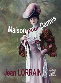Livre numérique Maison pour Dames