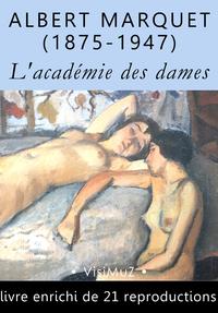 Livre numérique L'académie des dames – vingt attitudes