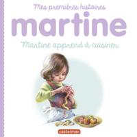 Livre numérique Mes premiers Martine - Martine apprend à cuisiner