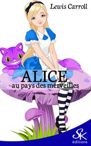 Livre numérique Alice aux pays des merveilles