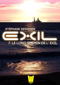 Livre numérique Exil, ép. 7 : Le long chemin de l'exil