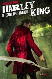 Livre numérique Harley King détective de l'invisible - Là où pleurent les âmes
