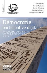 Livre numérique Démocratie participative digitale