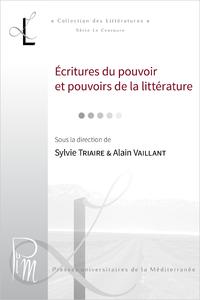 Livre numérique Écritures du pouvoir et pouvoirs de la littérature