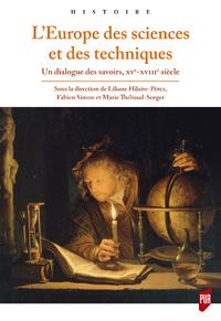 Livre numérique L'Europe des sciences et des techniques