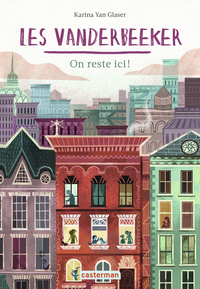 Livre numérique Les Vanderbeeker (Tome 1) - On reste ici !