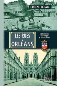 Livre numérique Les Rues d'Orléans